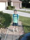 First Day of School - 1st